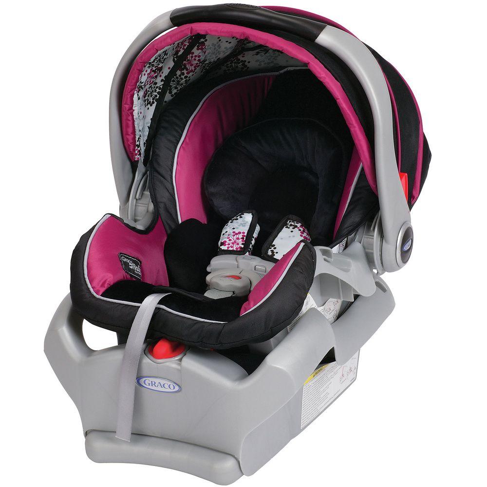 Graco Snugride 35 Classic Connect Infant Car Seat Sable