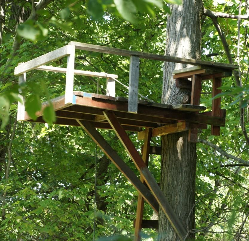 tree stand deer blind plans deer box plans deer