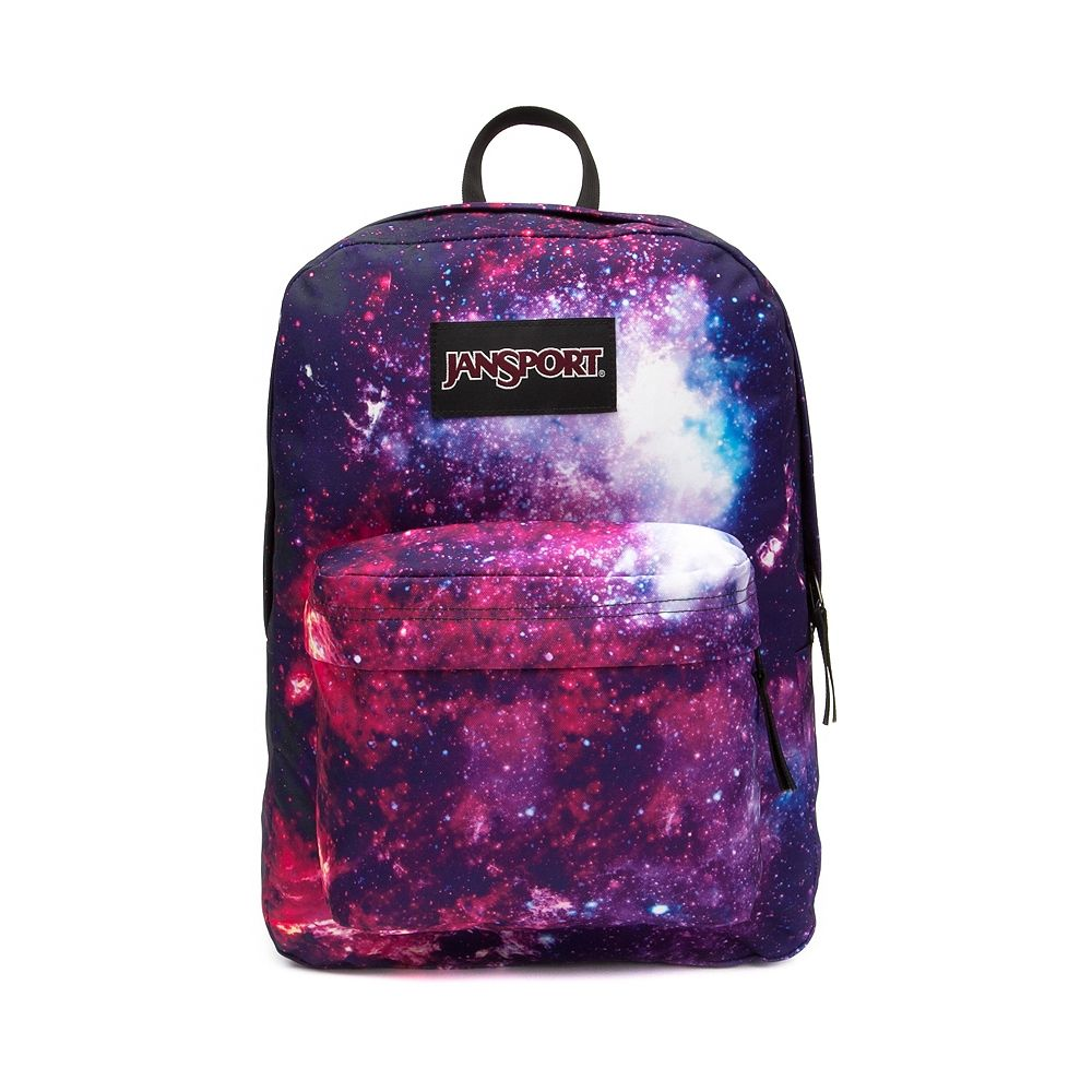 JanSport Superbreak Galaxy Backpack | Trend We Love: Backpacks ...