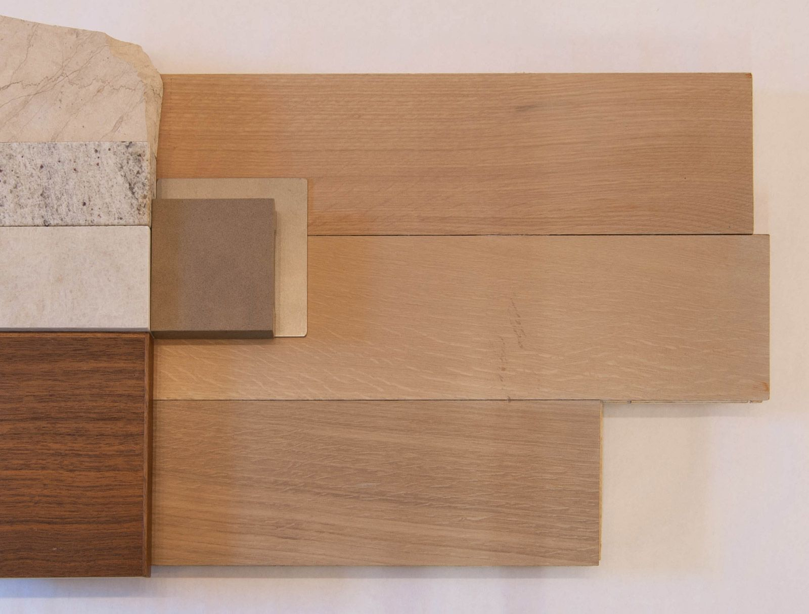 Fashion Proof Material Palettes Build Blog Material Palette Staining Cabinets White Oak Floors Living Room