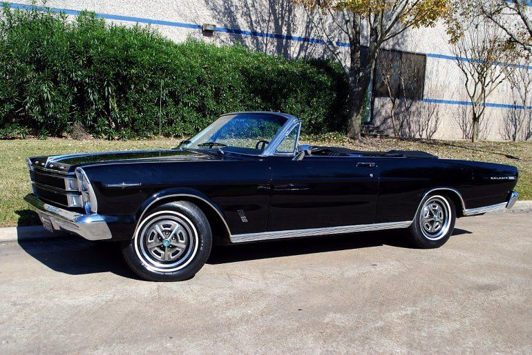 1966 Ford Galaxie 500xl Convertible For Sale 1803592 Hemmings