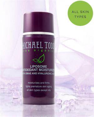 Michael Todd True Organics Liposome Antioxidant Moisturizer, 2 oz from Modnique. Join now Free.