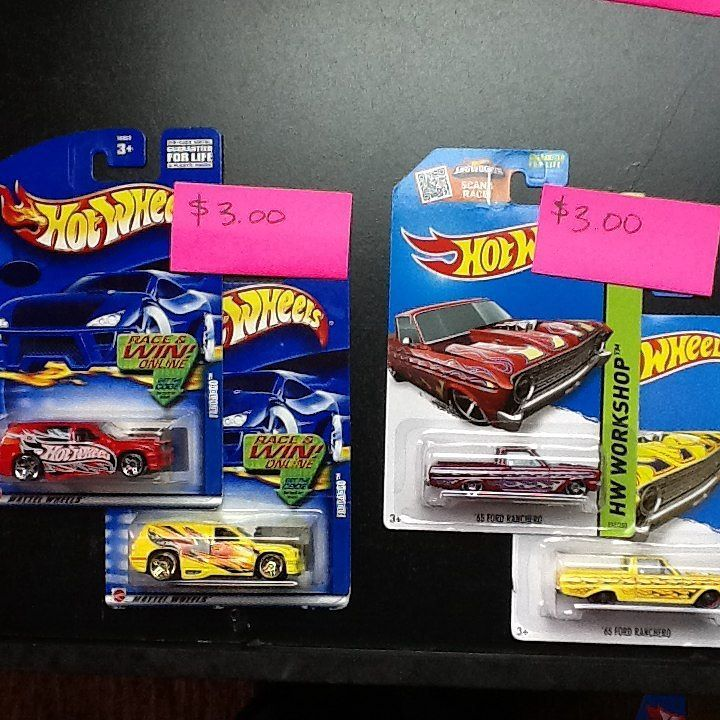 Hot Wheels cars For Sale $3.00 for each truck lot Price does not ...
