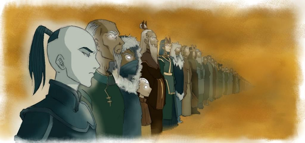 Reluctant Hero Chapter 1 Paw 07 Avatar The Last Airbender Archive Of Our Own Avatar The Last Airbender Archive Of Our Own