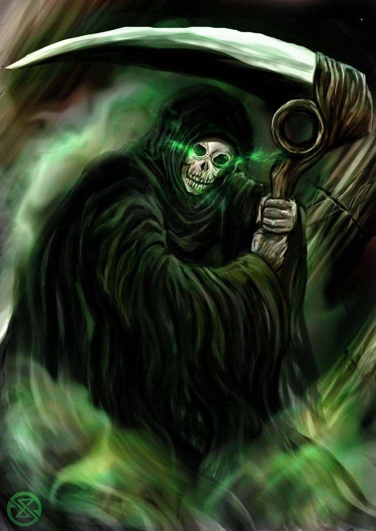 grim reaper wallpaper apk