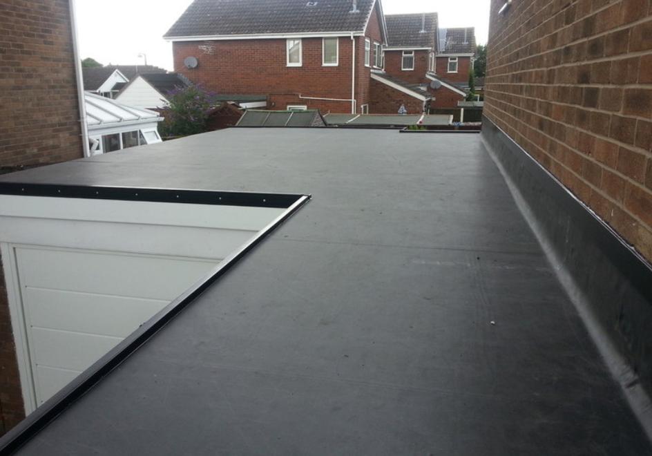 Rubber Flat Roofs Rubber Flat Roof Rubber Roofing Flat Roof
