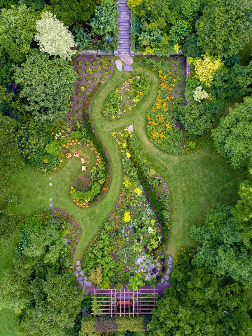 Welcome To Chanticleer Gardens Pa Garden Design Garden Globes