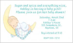 Precious Moments Invitation Google Search Baby Shower Invitations Babyshower
