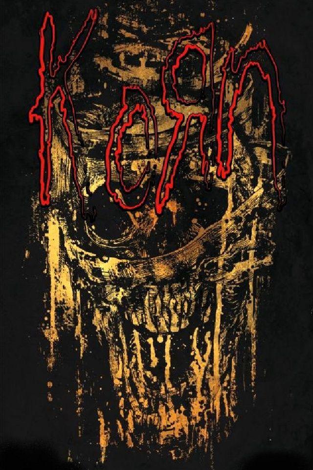 Korn Logo And Wallpaper Band Logos Rock Band Logos Metal 640960