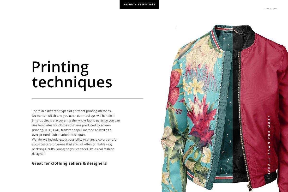 Download Women S Bomber Jacket Mockup Set V 2 Bomber Jacket Women Womens Bomber Graphic Design Layouts