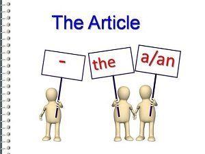 Артикль в английском языке – это служебная часть речи, которая служит для выражения категории определенности и неопределенности. Подробнее об английских артиклях далее в статье.