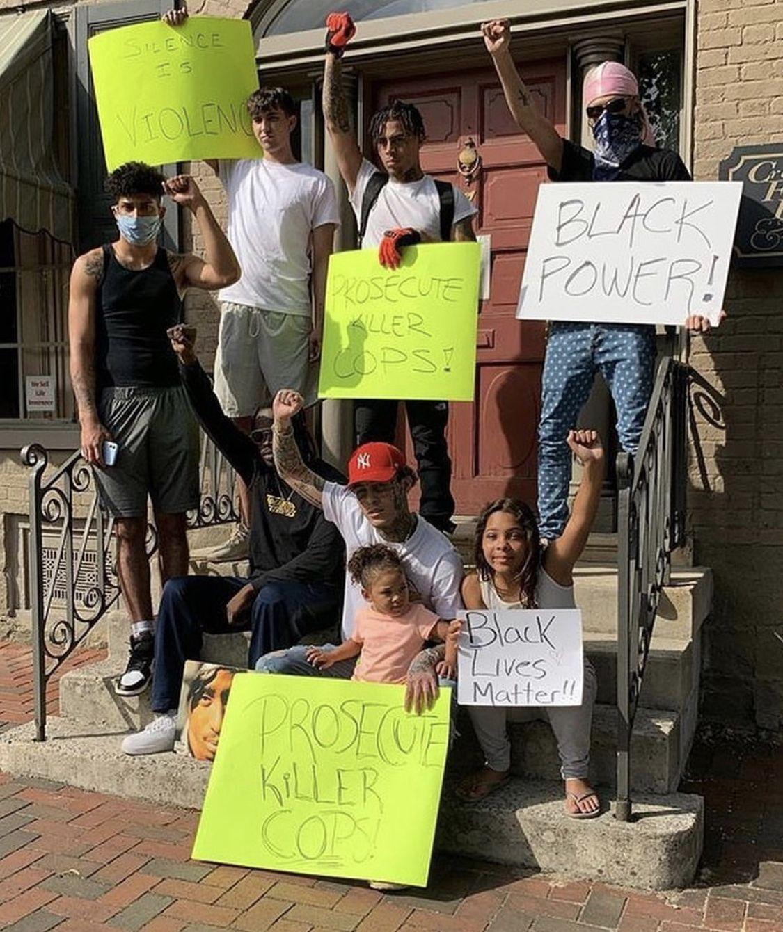 Pin By Maya On Lil Skies Lil Skies Black Lives Matter Lives Matter