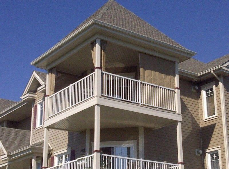 rideaux balcon terrasse id es de conception sont int ressants votre d cor. Black Bedroom Furniture Sets. Home Design Ideas