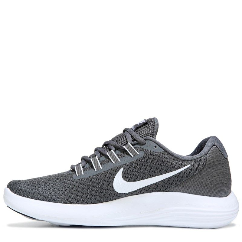 87bf13fb1a14 Nike Men s Lunarconverge Running Shoes (Grey White) - 11.0 M