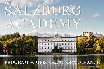 The Salzburg Academy on Media and Global Change Curriculum