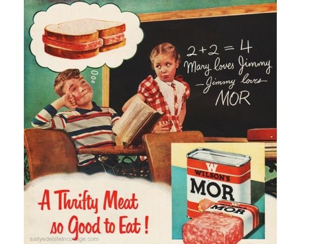 005 Seriously Disturbing Vintage Advertisements • Page 81 of