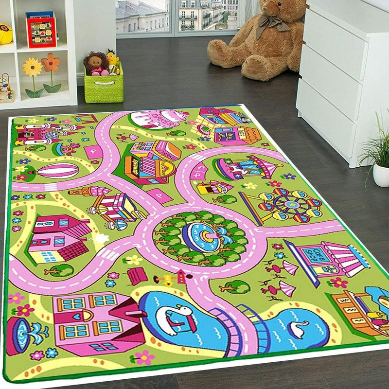Pin On Kids Rugs
