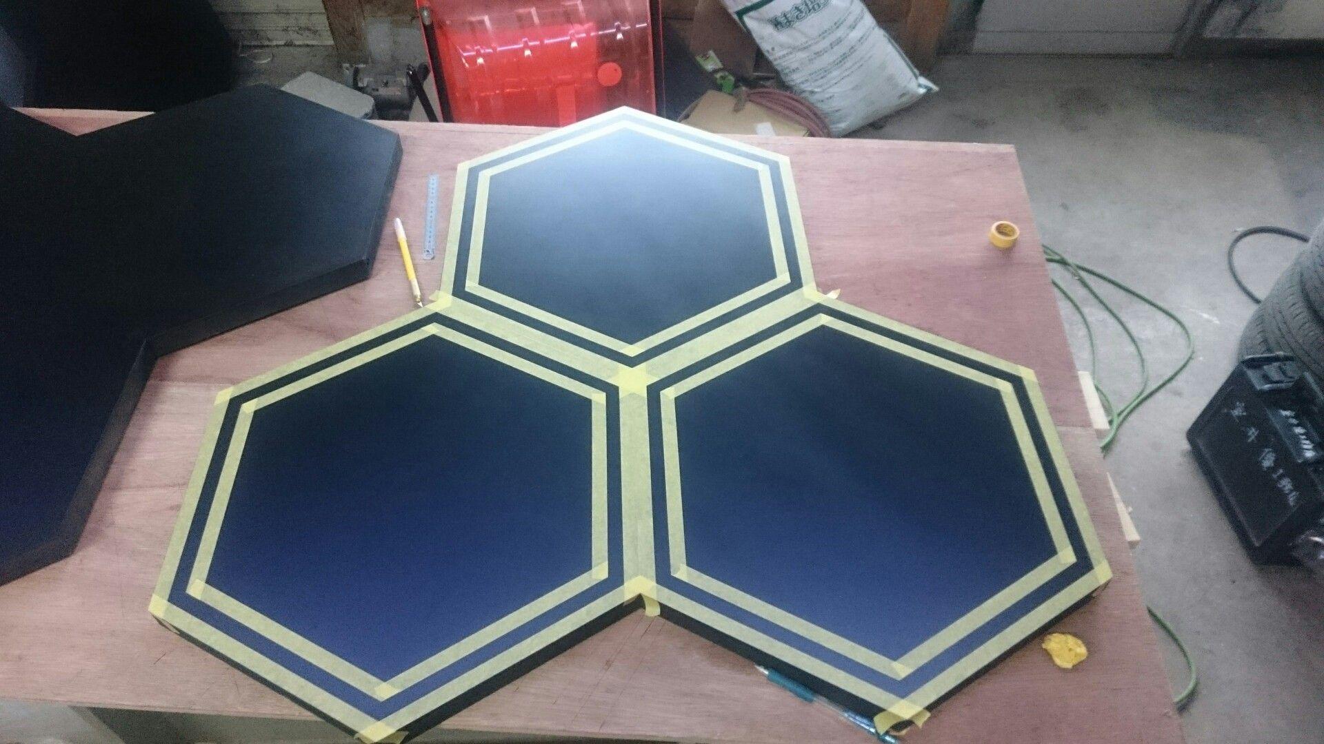 #Hexagon