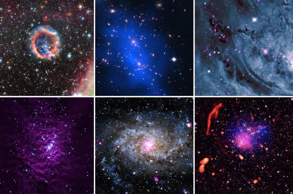 NASA on Astronomy, Hubble, Triangulum galaxy