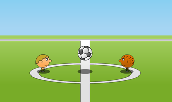 1 On 1 Soccer Unblocked Is One Of The New Unblocked Games Online And You Can Play It Online Free On Rim Sim Games An Introduction And Sims Games Games Soccer