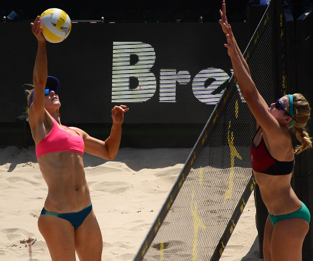 Avp Gold Series New York City Open 2017 Photo Gallery Cuerpo Humano Cuerpo