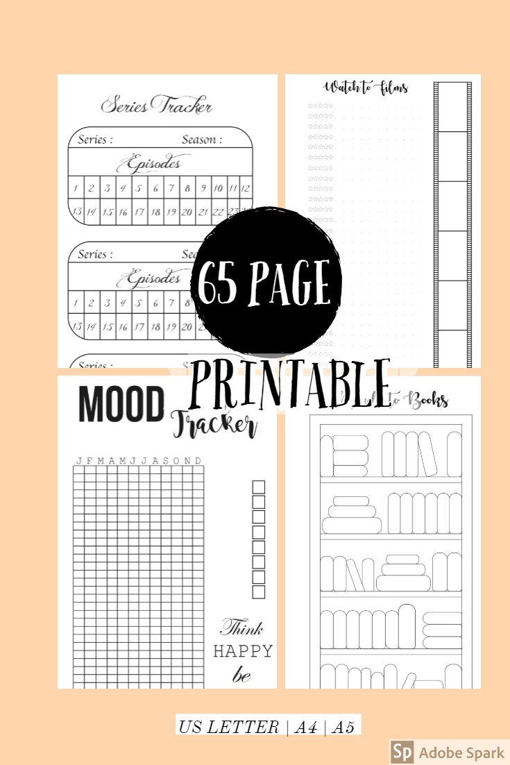 Bullet Journal Printable76 Pages Bujo Bullet Journal Template