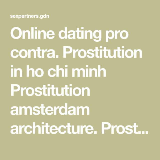 Prostituierte auf online-dating-sites