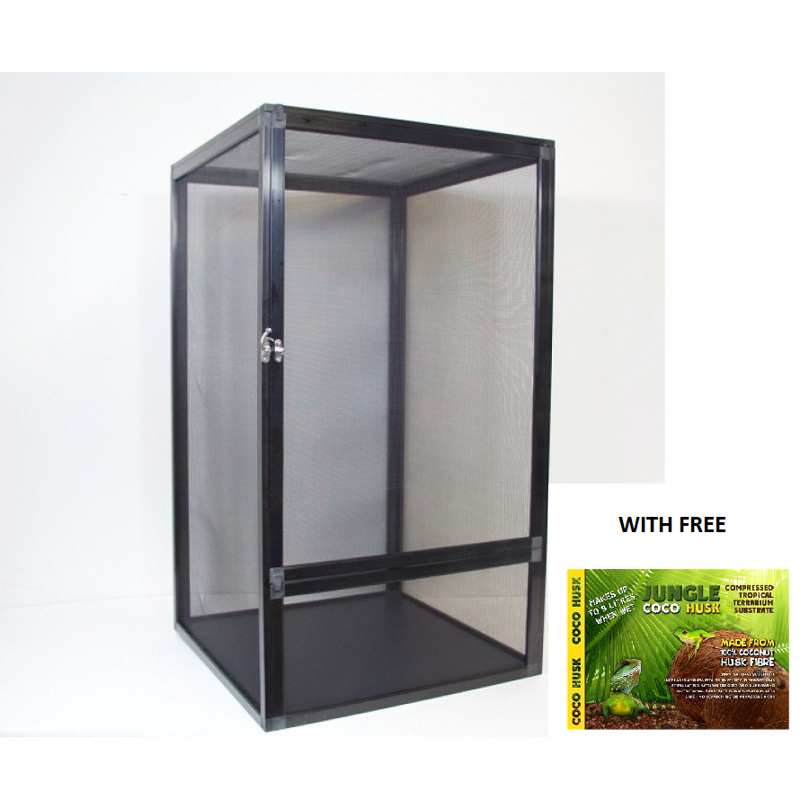 Deluxe Stick Insect Mesh Cage Enclosure Large (With images)