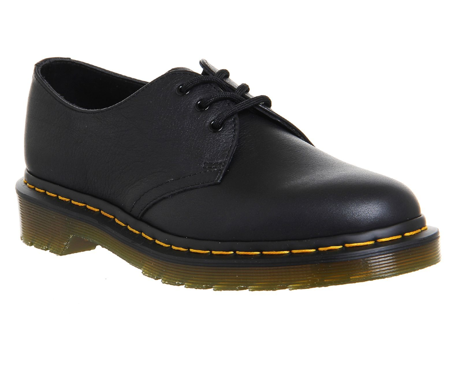 Dr martens 3 eyelet shoes black shoes shoes women