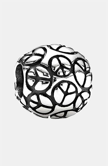 PANDORA 'World Peace' Charm -have to have this one!