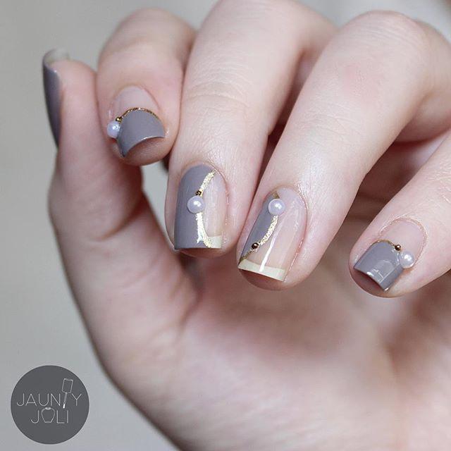 Instagram media jauntyjuli #nail #nails #nailart