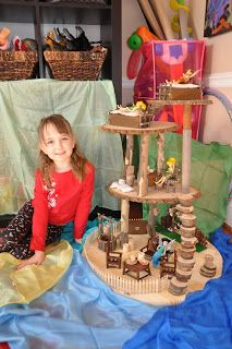 How to Make a Magical Fairy House from Wooden Logs