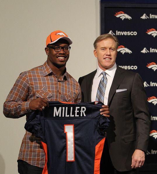What Is John Elway Planning: Denver Broncos Introduce Second Round Draft Pick Von