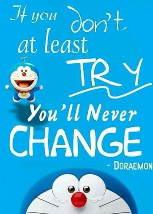 words of wisdom by doraemon ❤ doraemon doraemon