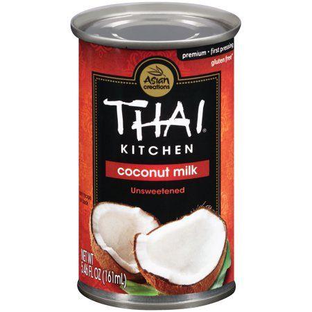 Food Cooking With Coconut Milk Coconut Milk Nutrition Organic