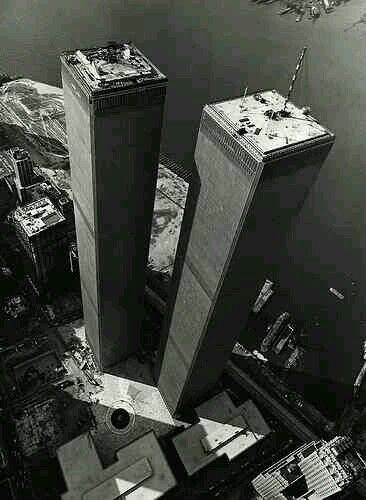 Construction of Twin Towers