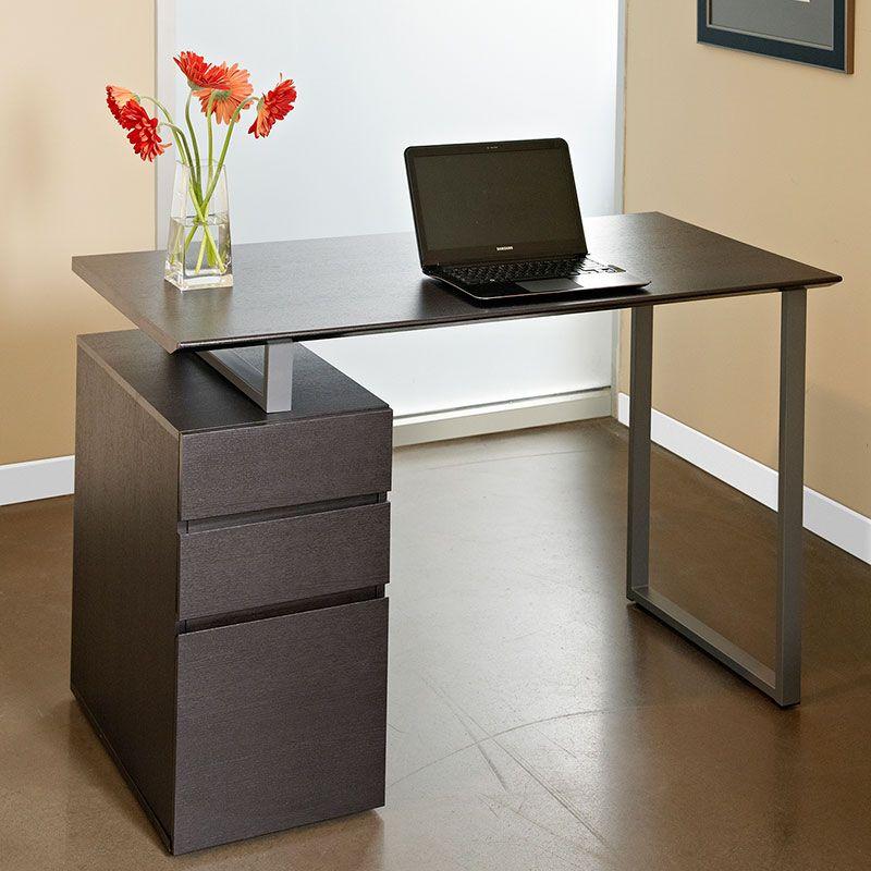 study desk with chair - espresso - kidkraft 26703