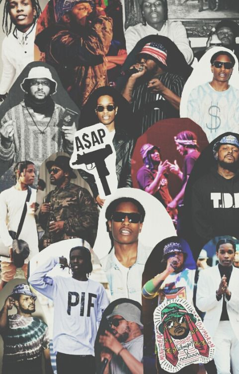 Collages And H T Search Results For Asap Rocky Asap Rocky