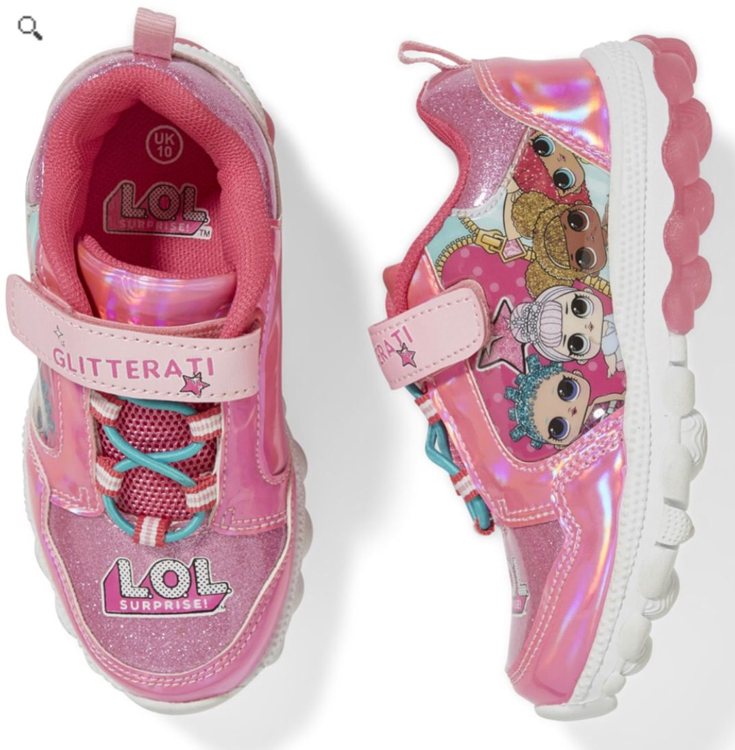 Lol Surprise Dolls Tennis Shoes With Images Lol Moda