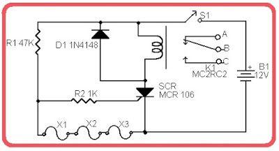 Revista ELEKTRONIKA: Alarma con sensor de alambre