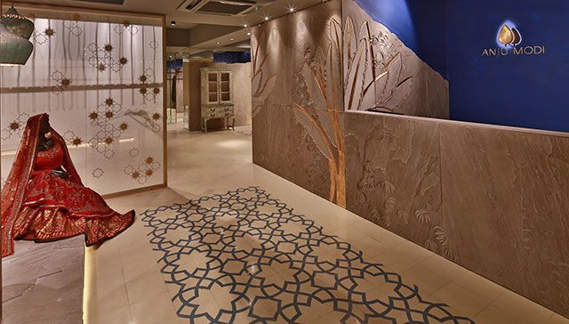 The designer's natural forte is deep rooted in structure