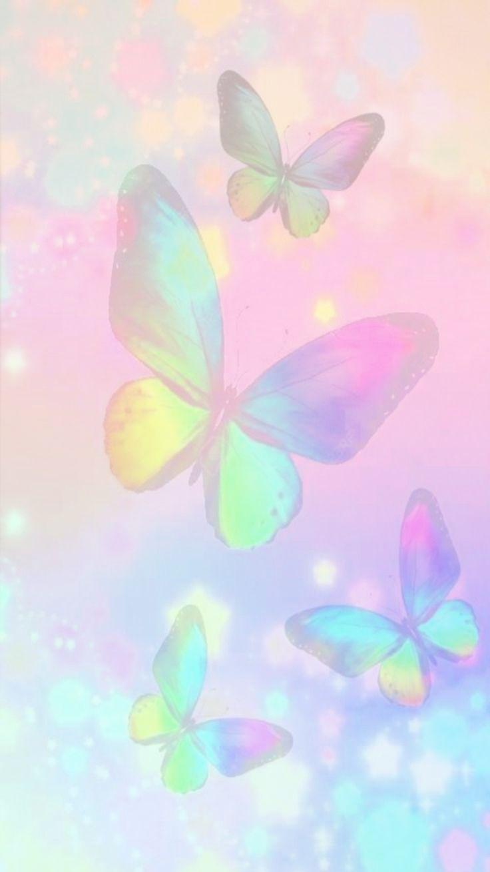 Pin By Patricia Petty On Pastels Butterfly Wallpaper Butterfly Art Pastel Butterflies