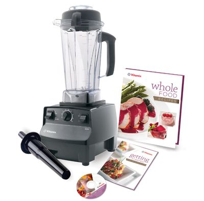 Vitamix - this would be a WONDERFUL reward for keeping on track with our money!!!! slowly saving up.
