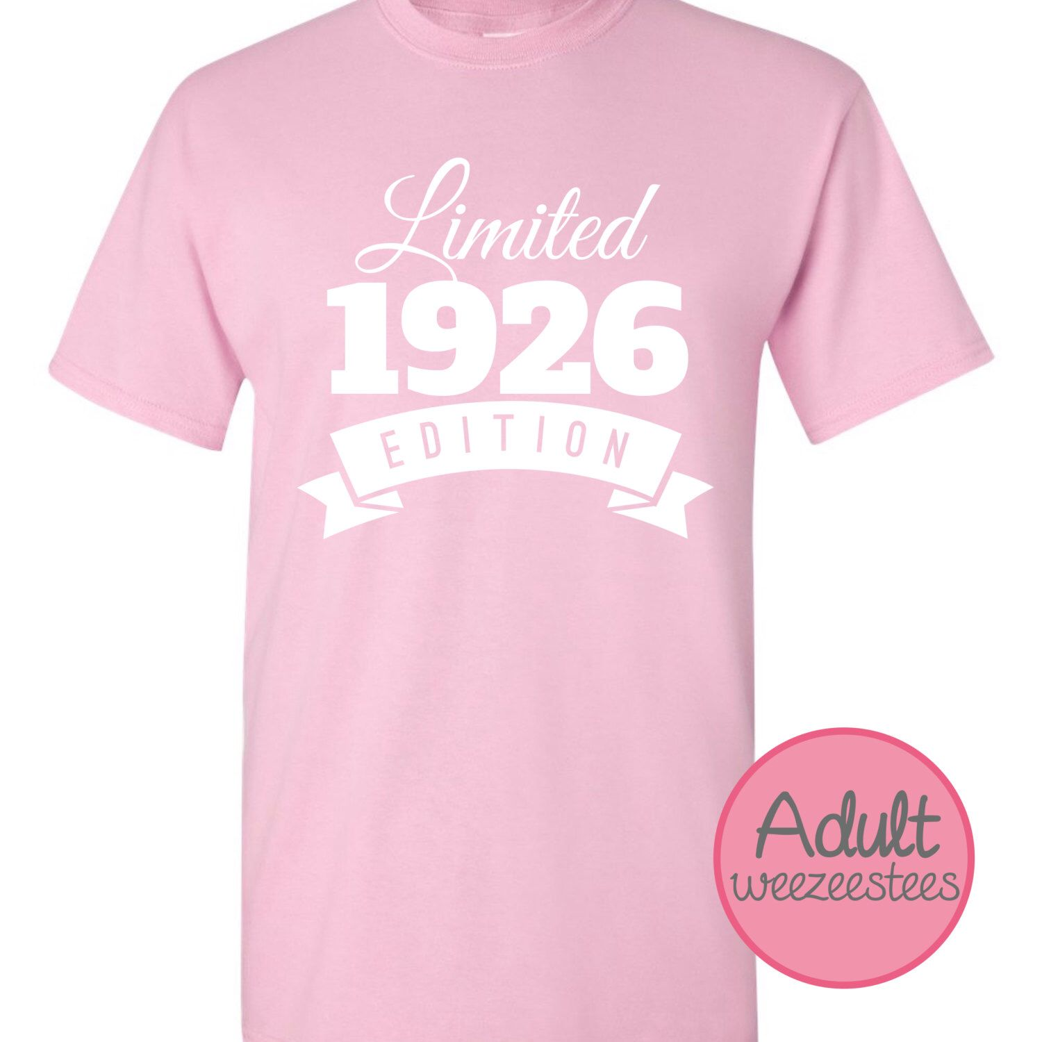 90 Year Old Birthday Shirt 1926 Grandpa Grandma Bday Limited Edition 90th Senior