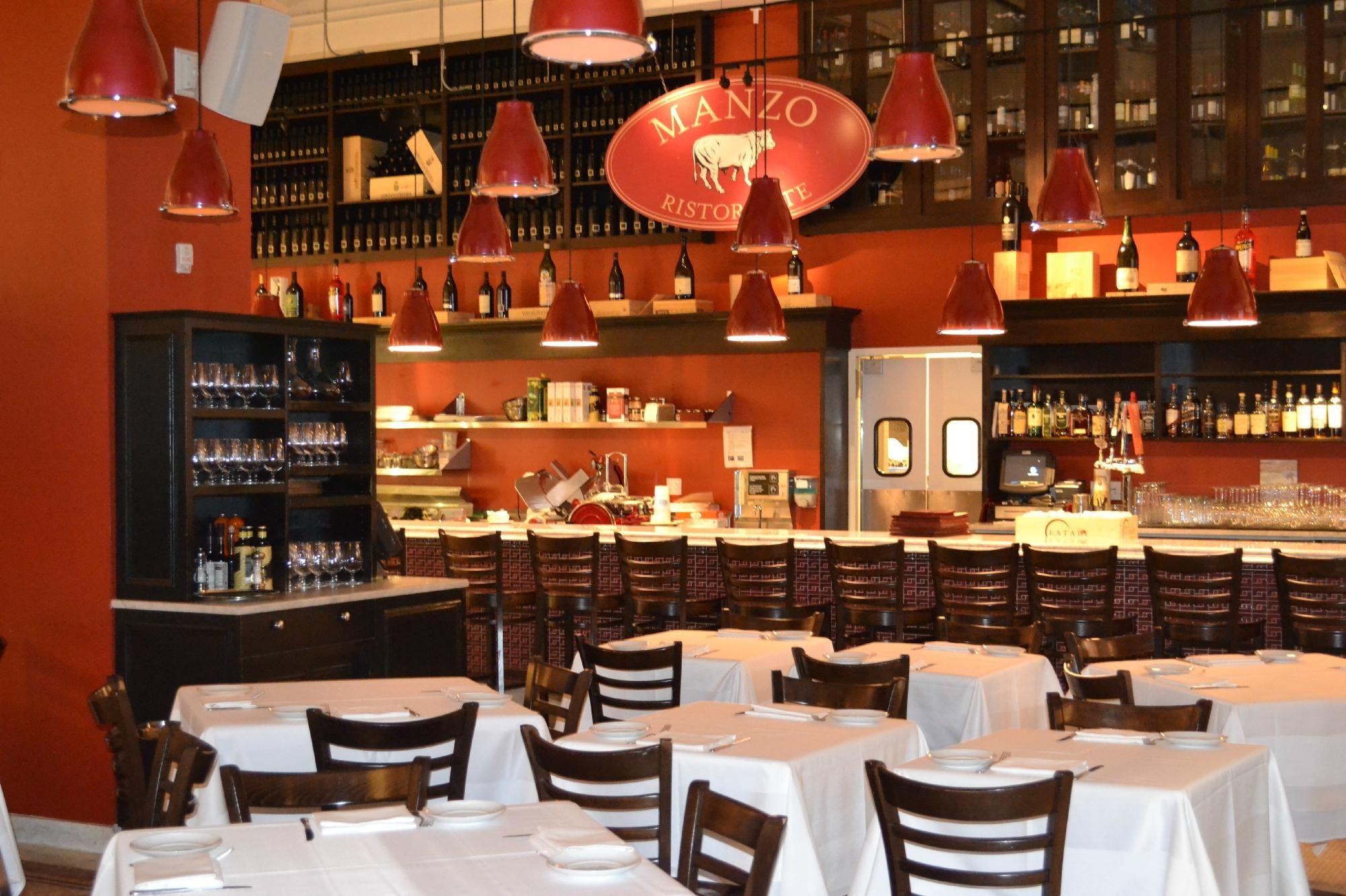 MANZO Eataly, New York City - Restaurant Reviews - TripAdvisor   NYC ...