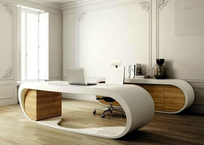 Moderne table mobilier de bureau design de la table de patron prix