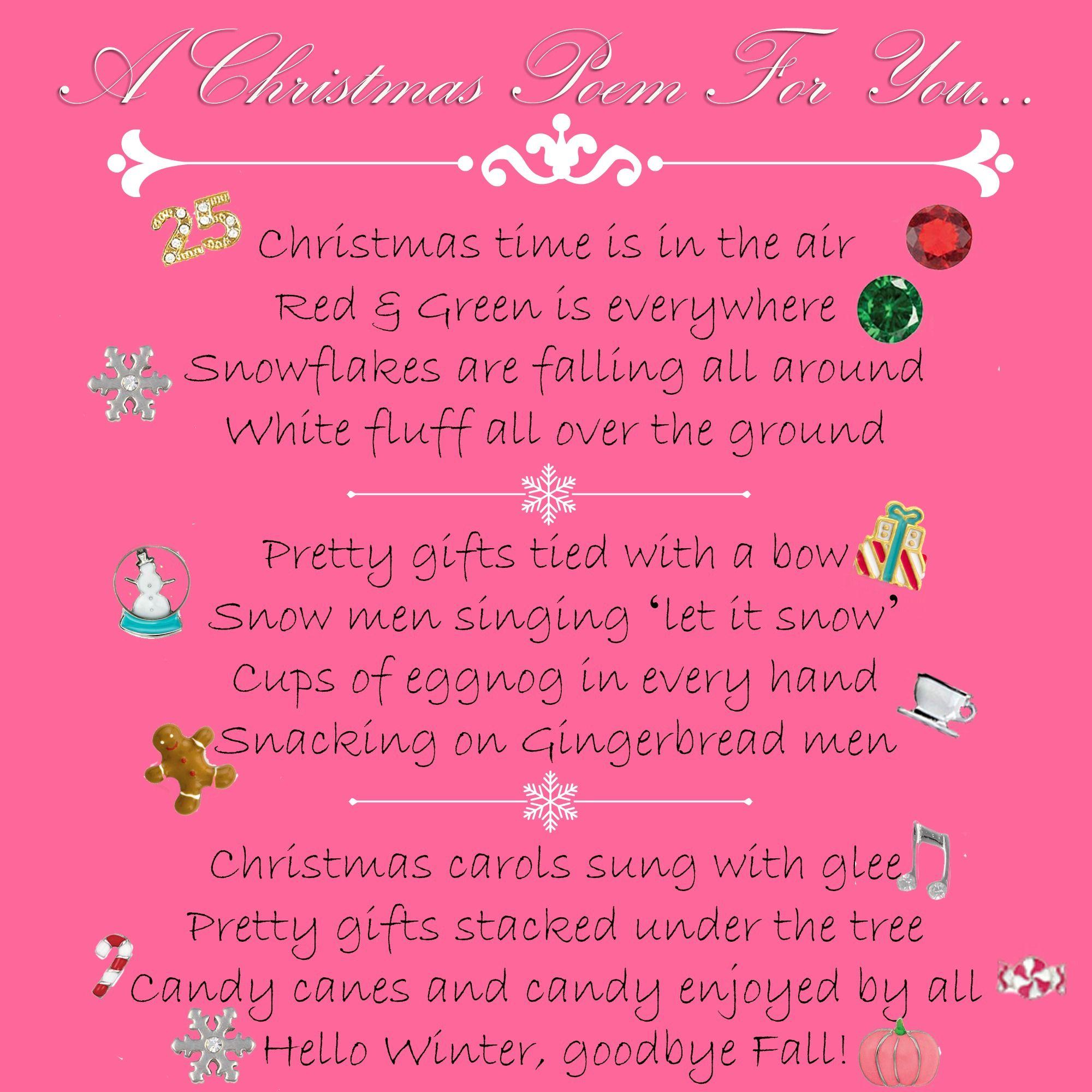 A Christmas Poem For You Httpsoolaloveorigamiowlcom