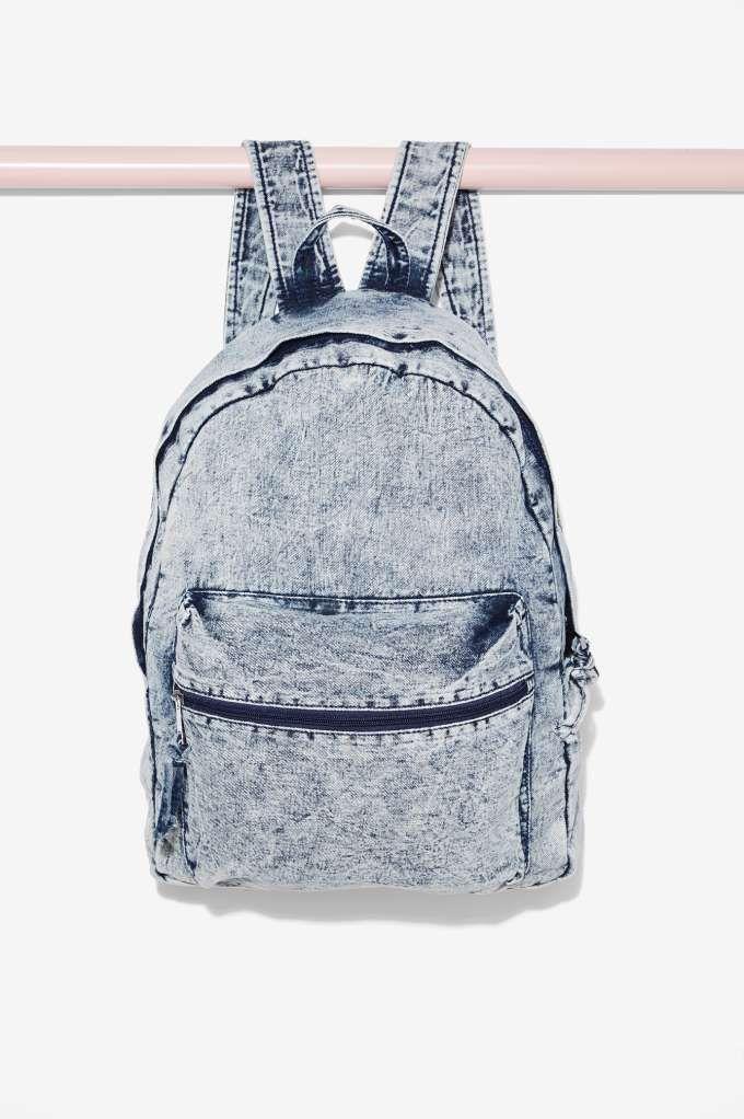 Bayside Acid Wash Backpack - Bags + Backpacks  9f74f21000dfc