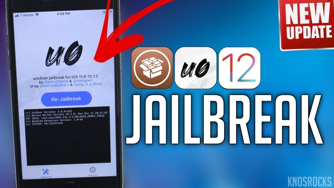 How to jailbreak ios 12 1212 install cydia unc0ver