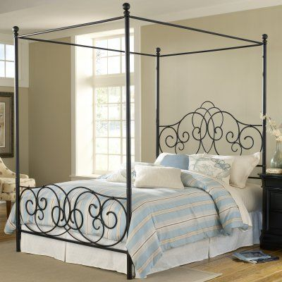Provence Canopy Bed | The Home | Pinterest | Provence, Canopy and ...